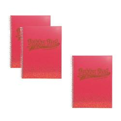 Cheap Stationery Supply of Pukka A4 Jotta Notebook Coral (Pack of 3) 3 for 2 PP816945 Office Statationery