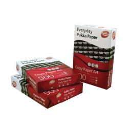 Cheap Stationery Supply of Pukka Paper Everyday Copier Paper A4 80gsm (Pack of 1500) 8206-PAP Office Statationery