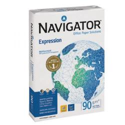 Cheap Stationery Supply of Navigator Expression A4 Paper 90gsm (Pack of 2500) NAVA490 Office Statationery