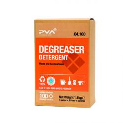 Cheap Stationery Supply of PVA Degreaser Detergent Sachets (Pack of 100) PVAA4-100 Office Statationery