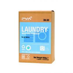 Cheap Stationery Supply of PVA Laundry Washing Powder Sachets (Pack of 50) PVAA6-50 Office Statationery