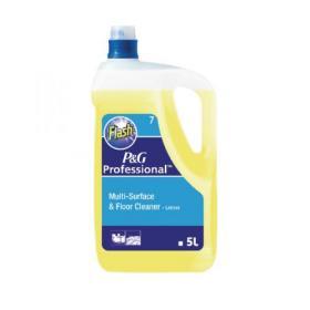 Flash Multi Surface and Floor Cleaner Lemon 5 Litre 5413149200111