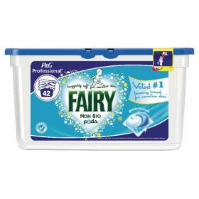 Fairy Non-Biological Liquitabs (Pack of 126) 4084500799516