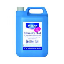 Cheap Stationery Supply of Milton Disinfecting Fluid 5 Litre (The ultimate sterilising fluid) 33613706946626 Office Statationery
