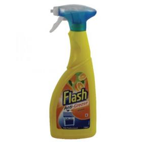 Flash Disinfecting Degreaser Kitchen Spray 750ml 5413149890275