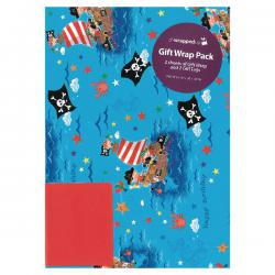 Cheap Stationery Supply of Regent Packaged Wrap Pirates (Pack of 12) F372 Office Statationery