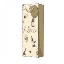 Cheap Stationery Supply of Regent Vino Bottle Bag (Pack of 6) Z704B Office Statationery