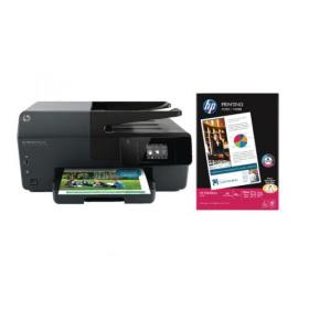 Hewlett Packard HP Starter Bundle Officejet Pro 6830 with Printing paper 80gsm