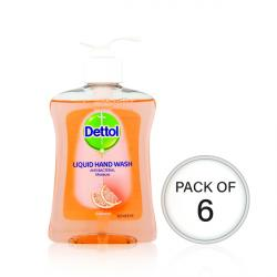 Cheap Stationery Supply of Dettol Moisture Hand Wash 250ml (Pack Of 6) 74992 Office Statationery