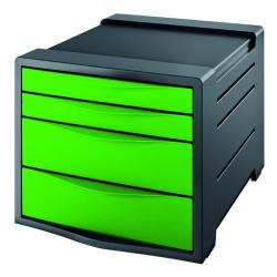 Cheap Stationery Supply of Rexel Choices Drawer Cabinet Green 2115612 Office Statationery