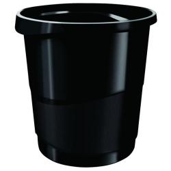 Cheap Stationery Supply of Rexel Choices Waste Bin Black 2115622 Office Statationery