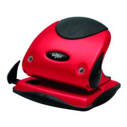Cheap Stationery Supply of Rexel Choices P225 Hole Punch Red 2115692 Office Statationery