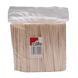 Cheap Stationery Supply of Wooden Coffee Stirrers (Pack of 1000) EIWS Office Statationery