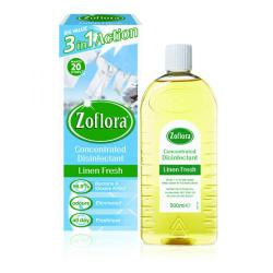 Cheap Stationery Supply of Zoflora Disinfectant Linen Fresh 500ml (Pack of 12) RY20963 Office Statationery