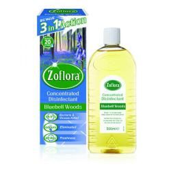 Cheap Stationery Supply of Zoflora Disinfectant Bluebell Woods 500ml (Pack of 12) RY20953 Office Statationery