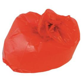 2Work Medium Duty Refuse Sack Red (Pack of 200) RY15541