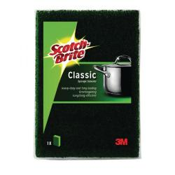 Cheap Stationery Supply of Scotch-Brite Classic Scouring Sponge (Pack of 10) UU003643432 Office Statationery