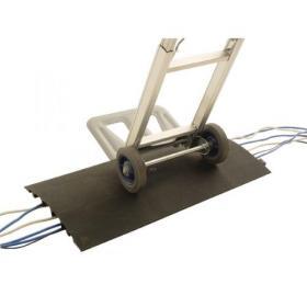 VFM Black Defender Compact Cable Protector (Dimensions: W770 x D435 x H40mm) 370324