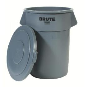 Brute Heavy Duty Container 208L Grey 382205