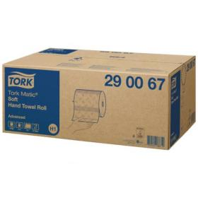 Tork Matic Hand Towel H1 White 150m (Pack of 6) 290067