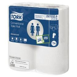 Cheap Stationery Supply of Tork Conventional Toilet Roll 2-Ply 320 Sheets (Pack of 36) 100320 Office Statationery