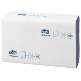 Tork Xpress Multifold Hand Towel H2 Blue 250 Sheets (Pack of 12) 471069