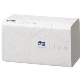 Tork Singlefold Hand Towel H3 Flushable White 250 Sheets (Pack of 15) 290190