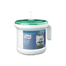 Tork Reflex Portable Dispenser and Roll Starter Pack 473188