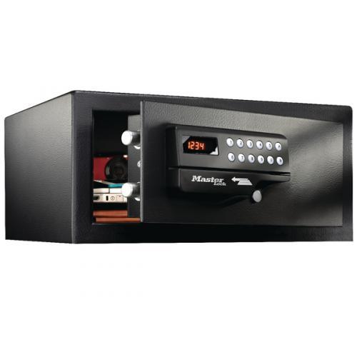 Master Lock Card Access Safe 11.6 Litre Black H060ES