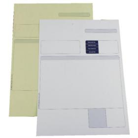 Custom Forms Sage 2 Part Laser Invoices (Pack of 500) SE82
