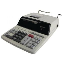 Cheap Stationery Supply of Sharp White 12-Digit Fluorescent Display Printing Calculator EL2607PGY Office Statationery