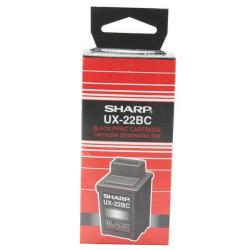 Cheap Stationery Supply of Sharp UX22BC Ink Tank Black UX22BC Office Statationery