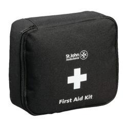 Cheap Stationery Supply of St John Ambulance Motor Vehicle First Aid Kit Medium Black F30801 Office Statationery