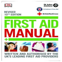 Cheap Stationery Supply of St John Ambulance First Aid Manual 10th Edition P91119 Office Statationery