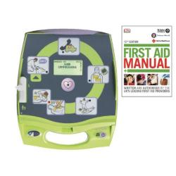 Cheap Stationery Supply of Zoll AED Plus Auto Defibrillator with FOC First Aid Manual Office Statationery