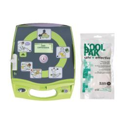 Cheap Stationery Supply of Zoll AED Plus Auto Defibrillator Pack of 1 with free Revive Aid SJA844011 Office Statationery