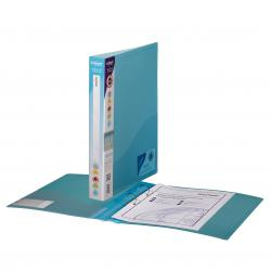 Cheap Stationery Supply of Snopake 2 Ring Binder 25mm A4 Blue (Pack of 10) 10180 Office Statationery