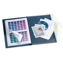 Cheap Stationery Supply of Snopake Polyfile A4 Display Book 20 Pocket Blue 12367 Office Statationery