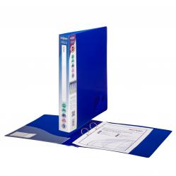 Cheap Stationery Supply of Snopake 2 Ring Binder 25mm A4 Electra Blue (Pack of 10) 10159 Office Statationery