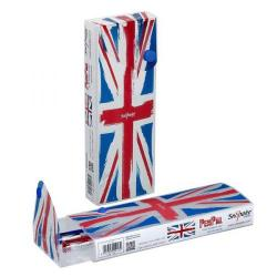Cheap Stationery Supply of Snopake Pen Pal with Union Jack Design 1 x Pack of 5 Cases 15605 Office Statationery