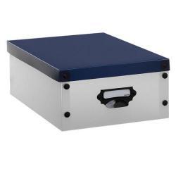 Cheap Stationery Supply of Snopake Fold A Box A4 Indigo 15666 15666 Office Statationery
