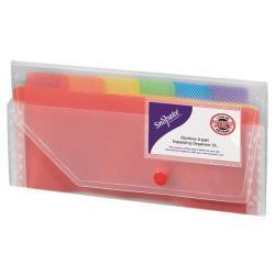 Cheap Stationery Supply of Snopake Rainbow Expanding Organiser DL 15770 Office Statationery