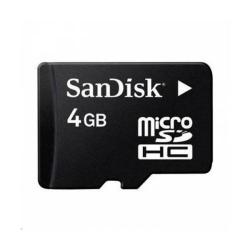 Cheap Stationery Supply of SanDisk Mobile 4GB MicroSD Card SDSDQM-004G- Office Statationery