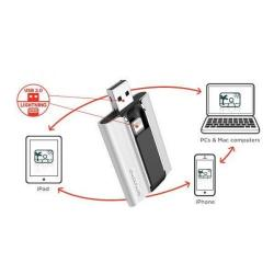 Cheap Stationery Supply of SanDisk iXpand Flash Drive For iPhone And iPad 64GB SDIX-064G-G57 Office Statationery