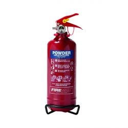 Cheap Stationery Supply of Spectrum Industrial Fire Extinguisher ABC Powder 600g 14364 Office Statationery