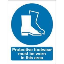Cheap Stationery Supply of Signslabs Protective Footwear 60x45 S/A M35A/S Office Statationery