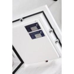 Cheap Stationery Supply of Phoenix Citadel SS1192K Size 2 Fire & S2 Security Safe with Key Lock Office Statationery