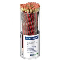 Cheap Stationery Supply of Staedtler Tradition 110 HB Blacklead Pencils Pack of 36 Pencils 110KP36 Office Statationery
