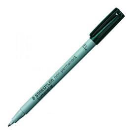 Staedtler Lumocolour Pen Non-Permanent Fine Black (Pack of 10) 316-9