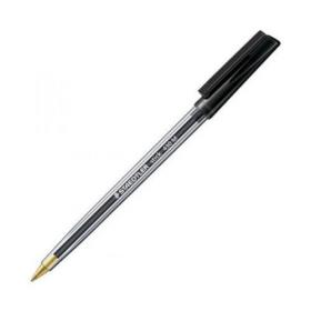 Staedtler Stick 430 Ballpoint Pen Medium Black (Pack of 10) 430-M9